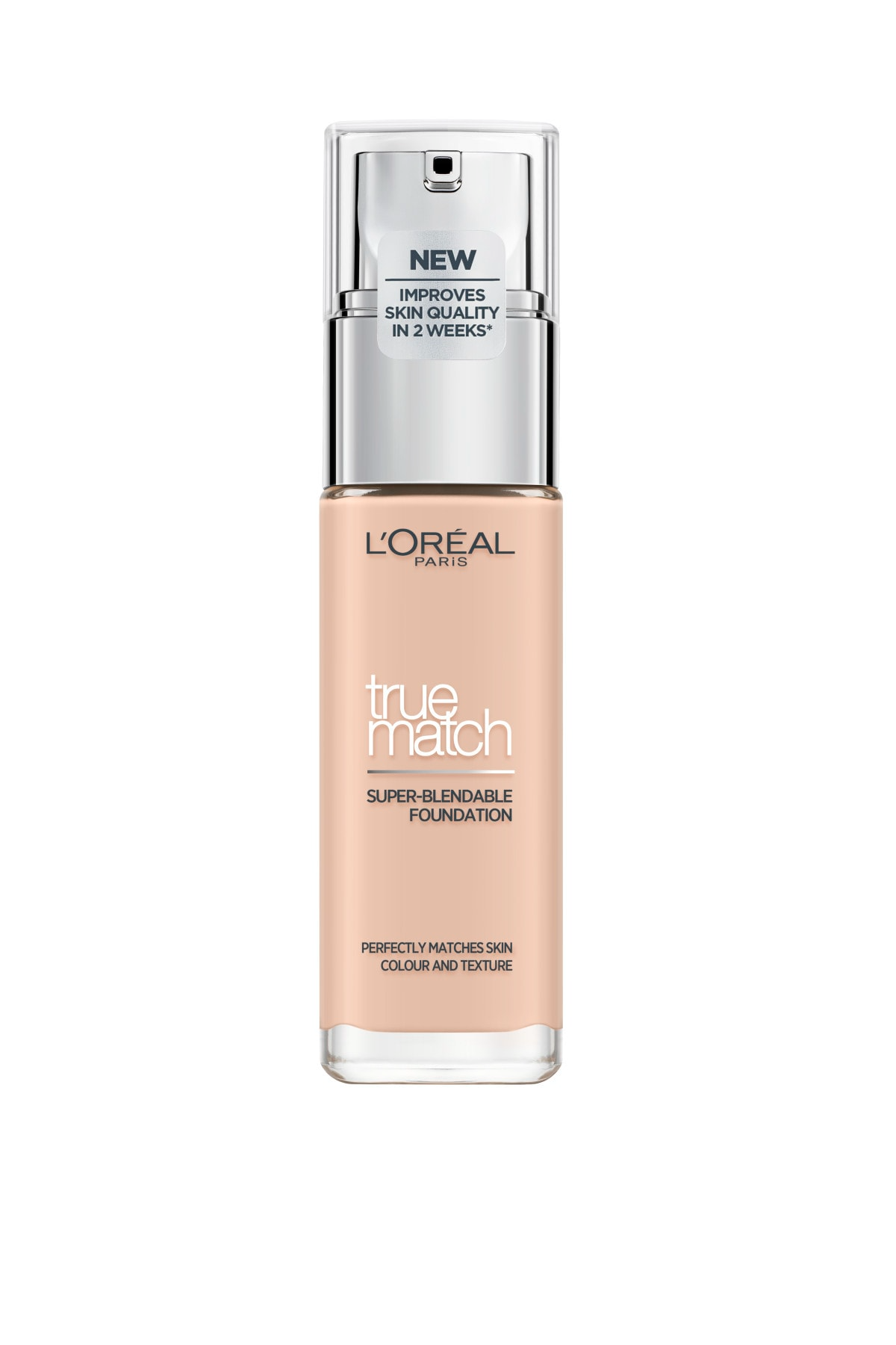 L'Oreal Paris Fondöten-True Match Foundation 0.5.R/0.5.C Rose Porcelain