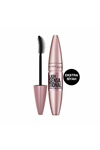 Maybelline New York Lash Sensational Yelpaze Etkili Intense Black Maskara - Ekstra Siyah 9,5 ml